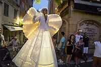 France - Grasse - Jasmine Festival