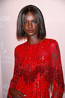 NEW YORK, NY - SEPTEMBER 13: Duckie Thot at the Clara Lionel Foundation&rsquo;s 4th Annual Diamond Ball at Cipriani Wall Street in New York City on September 13, 2018. <br /> CAP/MPI99<br /> &copy;MPI99/Capital Pictures