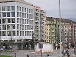 Vevey, 15.02.2016<br /> Immeubles &agrave; Vevey<br /> &copy; Mario Togni / Le Courrier