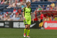 Bridgeview, IL - Sunday June 04, 2017: Jess Fishlock during a regular season National Women's Soccer League (NWSL) match between the Chicago Red Stars and the Seattle Reign FC at Toyota Park. The Red Stars won 1-0.
