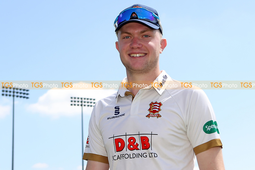Sam Cook of Essex leaves the field having taken five wickets during Essex CCC vs Yorkshire CCC, Specsavers County Championship Division 1 Cricket at The Cloudfm County Ground on 4th May 2018