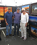 July 29th 2012  <br /> <br /> Dick &amp; Barry Van Dyke supporting Wes Van dyke art at the Malibu art show in Malibu California.  Michael Strahan also leaving the art show holding hands with his lady friend &amp; family <br /> <br /> <br /> AbilityFilms@yahoo.com<br /> 805 427 3519<br /> www.AbilityFilms.com