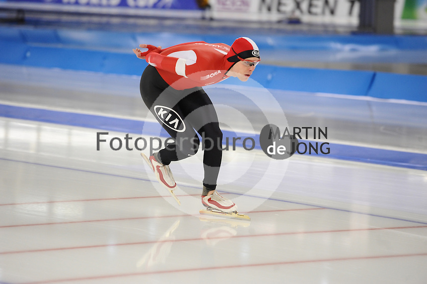 SPEEDSKATING: BERLIN: Sportforum Berlin, 27-29-01-2017, ISU World Cup, ©photo Martin de Jong