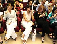 Manifestazione  di Forza Italia<br /> nella foto  Francesca Pascale, Mara Carfagna e Michela Brambilla