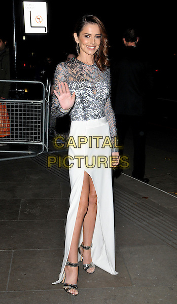 Cheryl Fernandez-Versini attends the Music Industry Trusts Award 2015, Grosvenor House Hotel, Park Lane, London, England, UK, on Monday 02 November 2015. <br /> CAP/CAN<br /> &copy;Can Nguyen/Capital Pictures