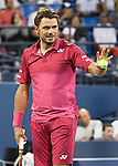 Stanislas Wawrinka (SUI) defeated Alessandro Giannessi (ITA) 6-1, 7-6, 7-5