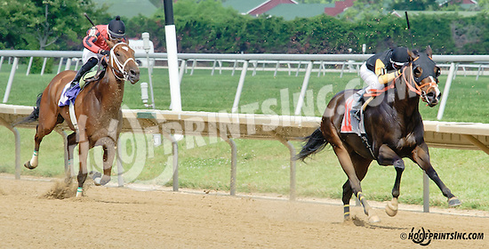 Classy winning at Delaware Park racetrack on 7/2/14