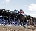 November 2, 2019 : Mitole, ridden by Ricardo Santana Jr., wins the Breeders' Cup Sprint on Breeders' Cup Championship Saturday at Santa Anita Park in Arcadia, California on November 2, 2019. Alex Evers/Eclipse Sportswire/Breeders' Cup/CSM