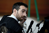 Roma, 26 Giugno 2019<br /> Giovani Musarò, PM.<br /> Processo Cucchi Bis, parlano i periti della famiglia Cucchi<br /> Stefano non è morto di epilessia.