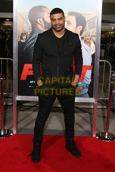 13 February 2017 - Westwood, California - Shawne Merriman. &quot;Fist Fight&quot; Los Angeles Premiere held at Regency Village Theatre. <br /> CAP/ADM/FS<br /> &copy;FS/ADM/Capital Pictures