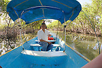 Raymond, Mangroves, Los Haitises
