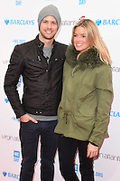 Sam and Isabella Branson<br /> at WE Day 2016 at Wembley Arena, London<br /> <br /> <br /> &copy;Ash Knotek  D3096 09/03/2016