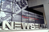 Arlington, VA, Washington, D.C., Virginia, Newseum in Arlington.