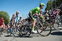 2016 La Fleche Wallonne<br /> Huy, Belgium<br /> 20 April 2016<br /> Nathan Brown, Cannonade Pro Cycling