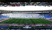A panoramic view of the Olimpic stadium <br /> Roma 9-02-2019 Stadio Olimpico<br /> Rugby Six Nations tournament 2019  <br /> Italy - Wales <br /> Foto Andrea Staccioli / Resini / Insidefoto