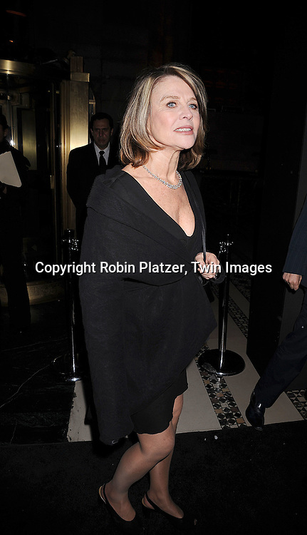 Julie Christie .posing for photographers at The 2007 National Board of Review of Motion Pictures Awards Gala presented by Bulgari on January 15, 2008 at Cipriani's 42nd Street. .Robin Platzer, Twin Images