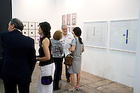 MACO Contemporary Art Fair at the Patricia Conde Gallery.  Mexico DF, Mexico