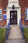 Police station, Woodbridge, Suffolk