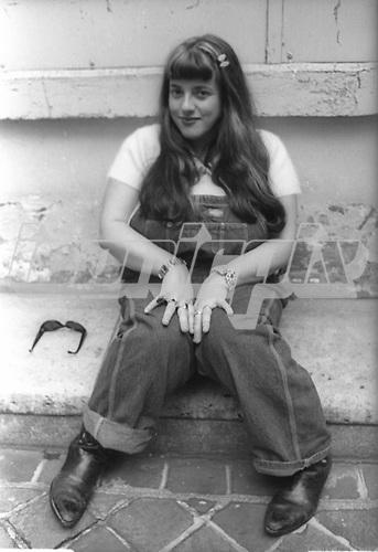 CANDYE KANE (November 13, 1961 – May 6, 2016) - (November 13, 1961 – May 6, 2016)Photosession in Paris France - 16 Jan 1996.  Photo credit: Christian Rose/Dalle/IconicPix ** UK ONLY **