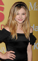 BEVERLY HILLS, CA - JUNE 12: Chloe Grace Moretz arrives at the 2012 Women In Film Crystal + Lucy Awards at The Beverly Hilton Hotel on June 12, 2012 in Beverly Hills, California.