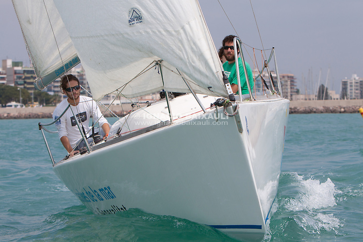 Campus Match Race. Escola de la Mar, Burriana