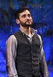 Teddy Bergman.during the Broadway Opening Night Performance Curtain Call for 'Peter And The Starcatcher' at the Brooks Atkinson Theatre on 4/15/2012 in New York City.