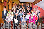 A great day for baby Ella Roche, from Taur, Newmarket, on Sunday as she was chriistened in Taur Church, and afterwards to the River Island Hotel, Castleisland with her family and friends for refreshments. ....