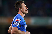 June 3rd 2017, NIB Stadium, Perth, Australia; Super Rugby; Force v Hurricanes;  Dane Haylett-Petty of the Western Force is sent off with a yellow card