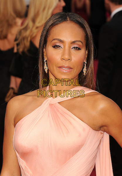 HOLLYWOOD, CA- MARCH 02: Actress Jada Pinkett Smith attends the 86th Annual Academy Awards held at Hollywood &amp; Highland Center on March 2, 2014 in Hollywood, California.<br /> CAP/ROT/TM<br /> &copy;Tony Michaels/Roth Stock/Capital Pictures