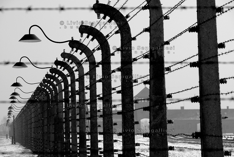 Auschwitz g livio senigalliesi archive