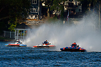 "H-8 ""Last Minute Again"", Dylan Runne, H-12 ""Pleasure Seeker"", Marc Lecompte, H-104    (H350 Hydro) (5 Litre class hydroplane(s)"