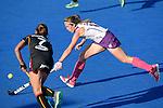 Belgium v Scotland - Women - Pool C