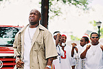"Baby aka Birdman Co CEO of Cash Money Records on the ""Big Tymers ""Oh Yeah"" video shoot in New Orleans, Louisiana.  Photo credit: Elgin Edmonds / Presswire News New Orleans, Louisiana - May 8, 2002:  The Cash Money Records ""Big Tymers"" shooting their video ""Oh Yeah"" on Lake Poncthartrain.  Photo credit: Elgin Edmonds / Presswire News"