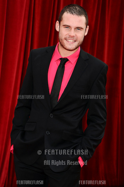 Danny Miller arrives at the British Soap awards 2011 held at the Granada Studios, Manchester..14/05/2011  Picture by Steve Vas/Featureflash