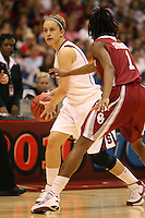 SAN ANTONIO, TX - APRIL 4: JJ Hones of the Stanford Cardinal during Stanford's 73-66 win over Oklahoma in the Final Four semi-finals at the Alamo Dome on April 4, 2010 in San Antonio, Texas.