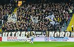 ***BETALBILD***  <br /> Solna 2015-05-10 Fotboll Allsvenskan AIK - IFK Norrk&ouml;ping :  <br /> Vy &ouml;ver Friends Arena mot AIK:s supportrar med flaggor och banderoller under matchen mellan AIK och IFK Norrk&ouml;ping <br /> (Foto: Kenta J&ouml;nsson) Nyckelord:  AIK Gnaget Friends Arena Allsvenskan IFK Norrk&ouml;ping supporter fans publik supporters inomhus interi&ouml;r interior