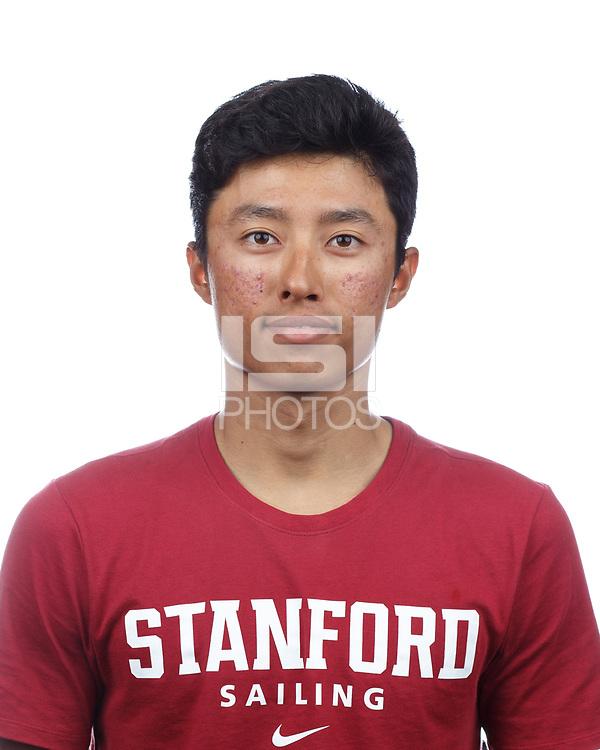 Stanford, CA - September 20, 2019: Telis Athanasopoulos Yogo, Athlete and Staff Headshots