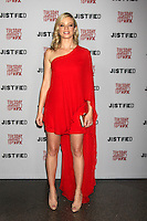 """Amy Smart<br /> at the """"Justified"""" Premiere Screening, Directors Guild of America, Los Angeles, CA 01-06-14<br /> David Edwards/DailyCeleb.Com 818-249-4998"""