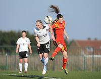 2014.03.06 U19 Belgium - Austria