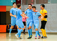 Northern v Canterbury. Futsal National League, Bruce Pullman Park, Auckland, Sunday 25 November 2018, Photo: Simon Watts/www.bwmedia.co.nz