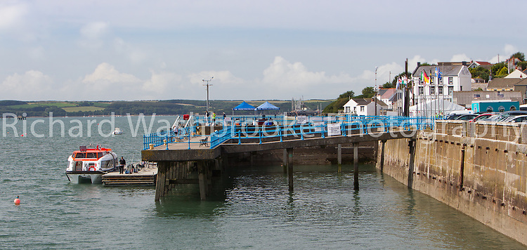 Skate Board Park  Haverfordwest  5th August 2014