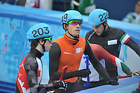 Olympic Games Sochi Short Track 180214