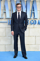 Colin Firth arriving for the &quot;Mama Mia! Here We Go Again&quot; world premiere at the Eventim Apollo, Hammersmith, London, UK. <br /> 16 July  2018<br /> Picture: Steve Vas/Featureflash/SilverHub 0208 004 5359 sales@silverhubmedia.com