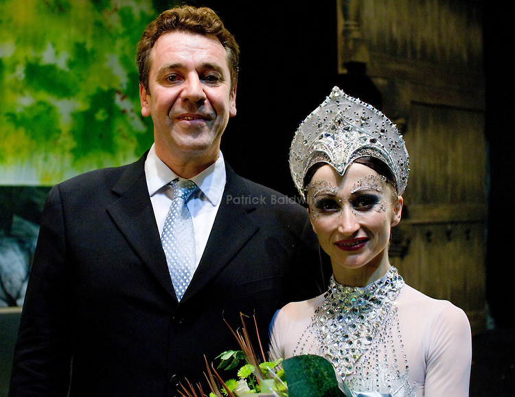English National Ballet. Snow Queen. World Premiere. Choreographer: Michael Corder