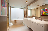 Bathroom at 120 East 29th Street
