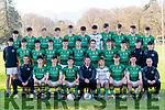 St Brendan's College Killarney Senior Football team press day.