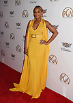 BEVERLY HILLS, CA - JANUARY 20: Singer/songwriter/actress Mary J. Blige attends the 29th Annual Producers Guild Awards at The Beverly Hilton Hotel on January 20, 2018 in Beverly Hills, California.