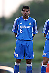 24 August 2004: Jose Burciaga, Jr. before the game. The Kansas City Wizards defeated the San Jose Earthquakes 1-0 at Blue Valley District Athletic Complex in Overland Park, KS in a semifinal game in the 2004 Lamar Hunt U.S. Open Cup..
