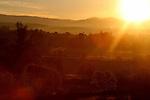 Sortida del sol a la Cerdanya