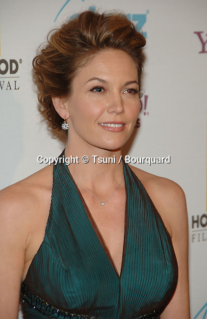 Diane Lane arriving at the 10th Annual Hollywood Film Festival - HFF - At the Beverly Hilton in Los Angeles.<br /> <br /> headshot
